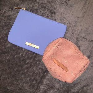Tartan & Twine Makeup Bag Set